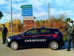 carabinieri montenero auto