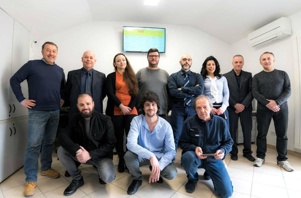 Innovation group green pass