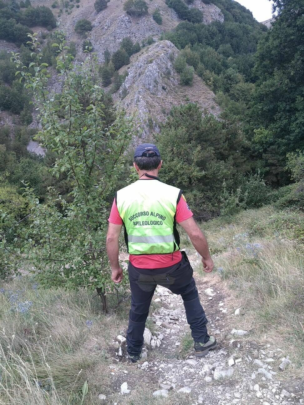 Soccorso Alpino e speleologico roccamandolfi