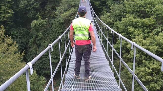 ponte tibetano roccamaldolfi