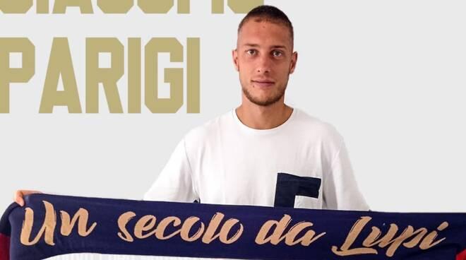 Giacomo Parigi Campobasso calcio serie C