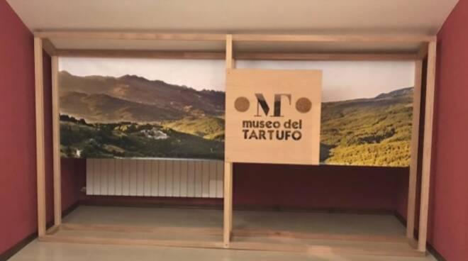 museo del tartufo san pietro avellana