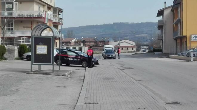 Carabinieri Bojano