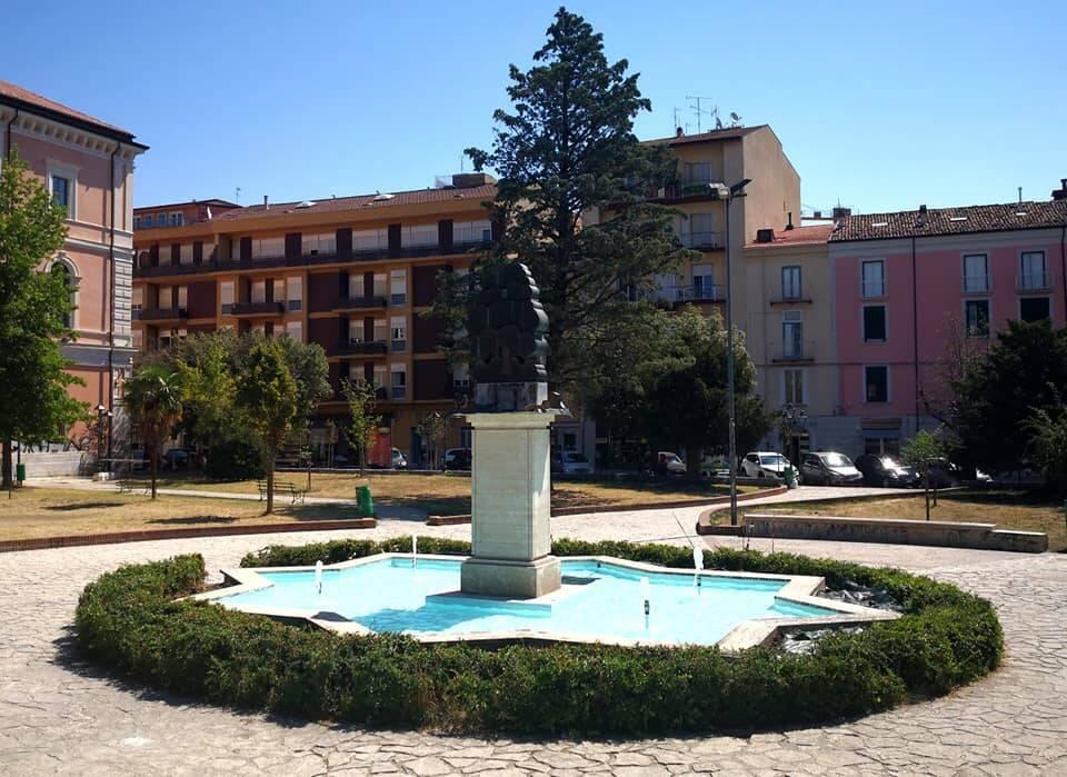 Fontana villa musenga marotta campobasso