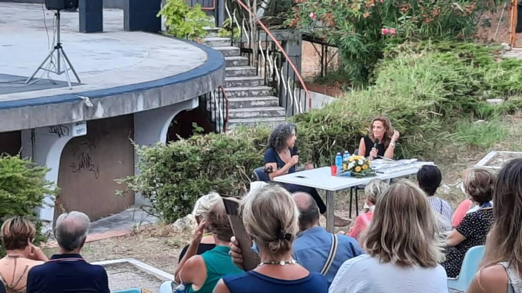 calandrone daniela battista scrittori parco libro presentazione