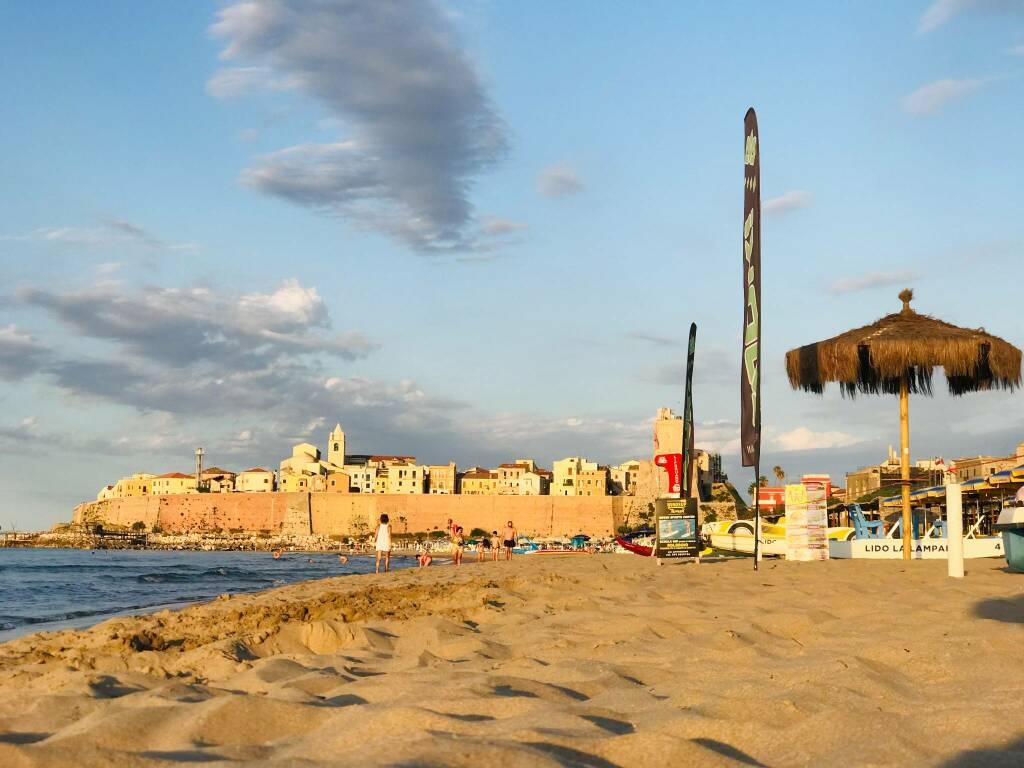 spiaggia borgo antico castello  termoli turismo