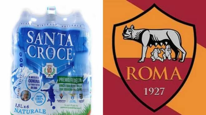 Acqua santa croce sponsor roma