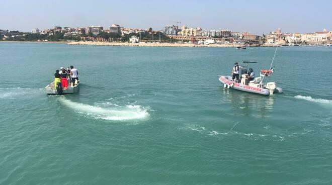 guardia costiera salvataggio