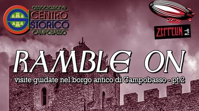 Visite guidate Campobasso