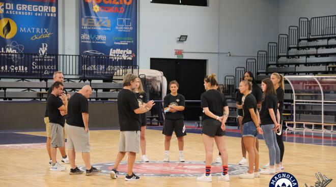Molisana Magnolia basket 2021-2022
