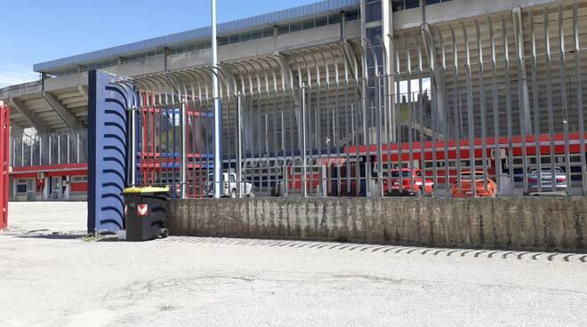 Commissione di vigilanza allo stadio