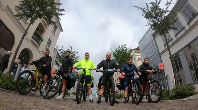 In bicicletta da Berlino a Copenaghen