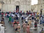 Messa in cattedrale san basso