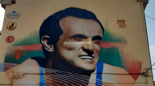 Murale Mennea
