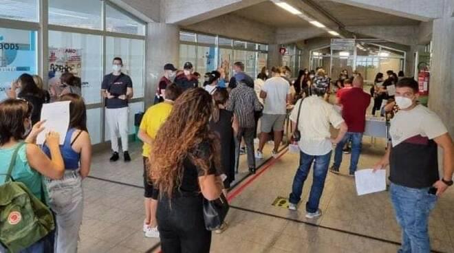 Open day vaccini Campobasso 21 agosto