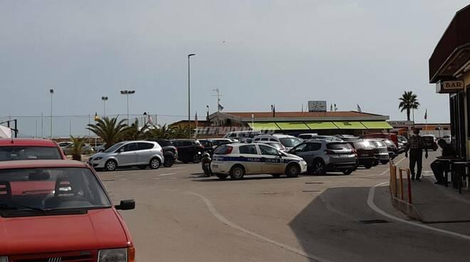 Parcheggi Petacciato marina