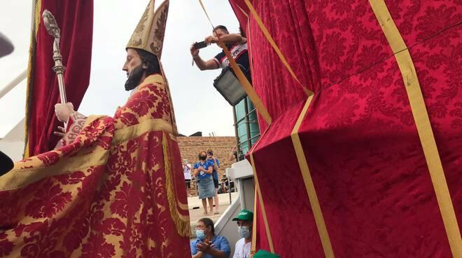 San basso 2021 festa processione