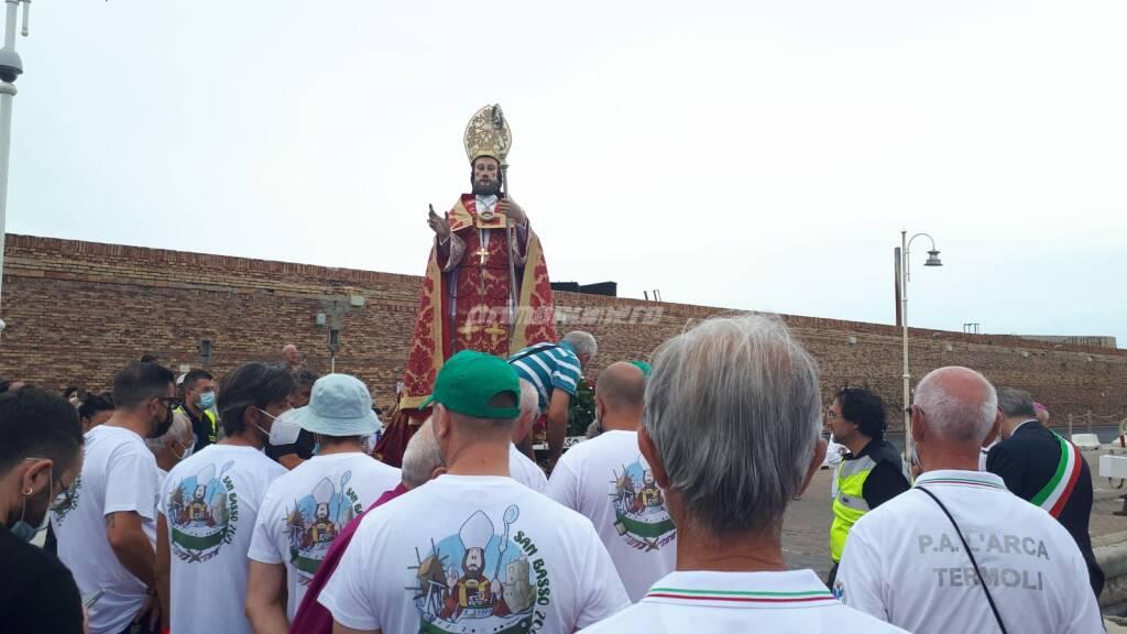 San basso processione mare santo
