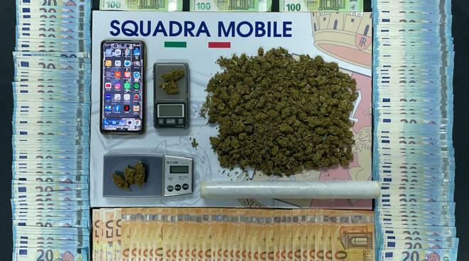 sequestro droga e soldi
