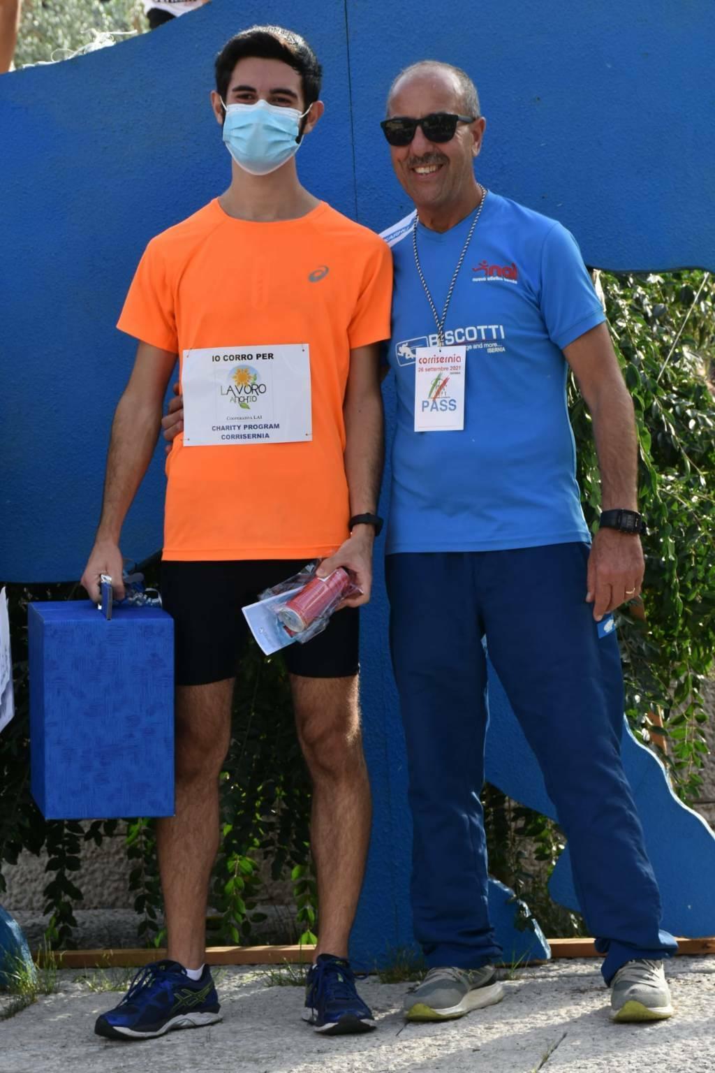 Atleti runners Termoli