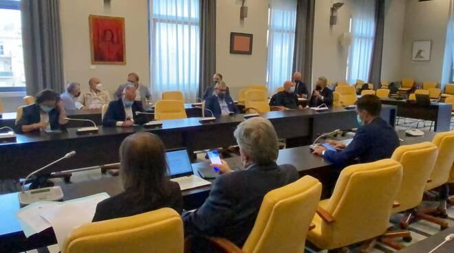 Consiglio comunale Termoli 17 settembre 2021