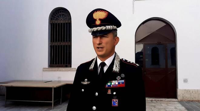 Emanuele Gaeta carabinieri
