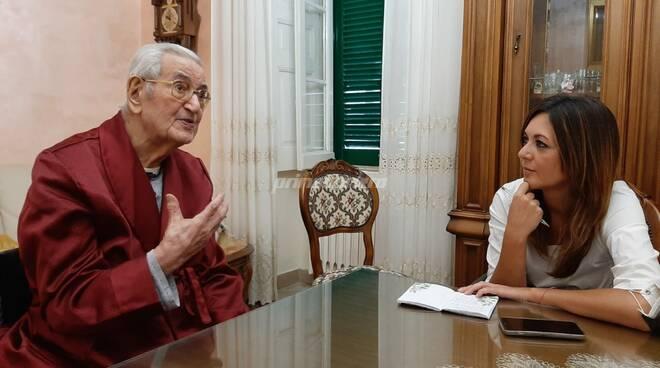 Don Giovanni Cerio Ferrazzano 100 anni