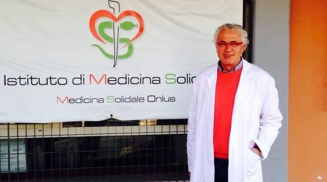 Gabriele Amicarelli ospedale Cardarelli