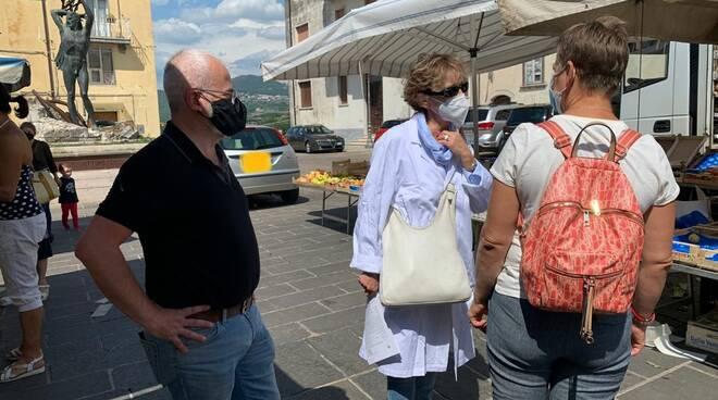 Vax day a Isernia Florenzano Gollo