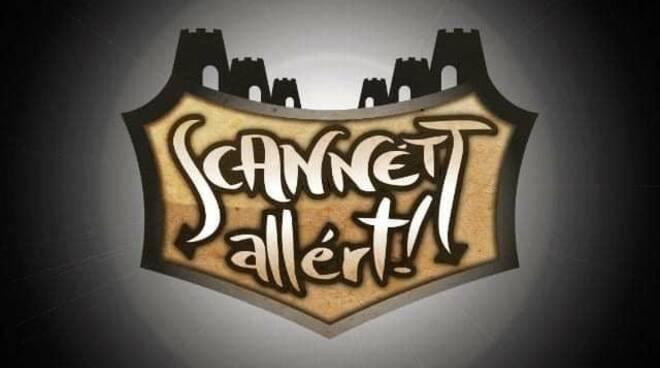 Scannett Allert gioco da tavolo Campobasso