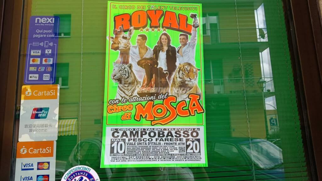 Circo Royal a Campobasso