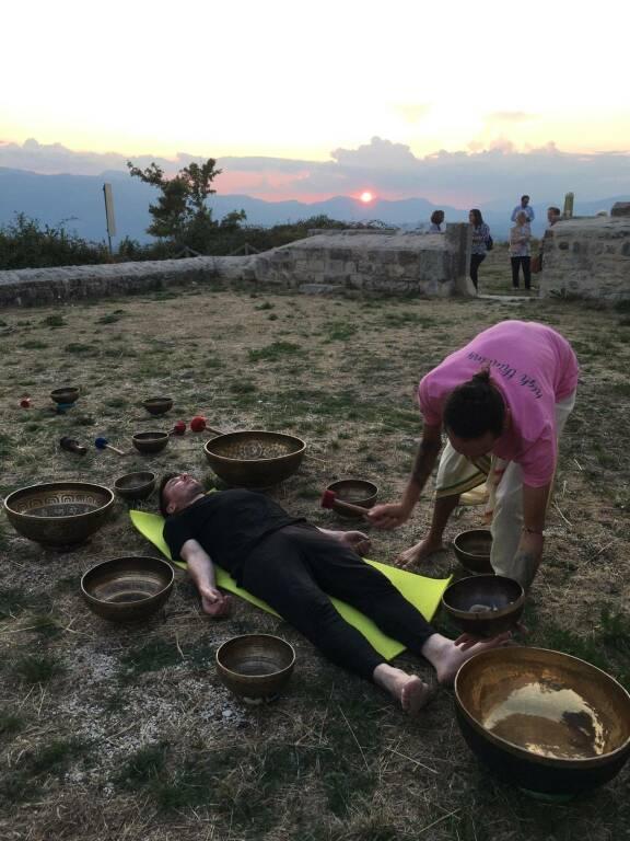 costantino colagrossi campane tibetane