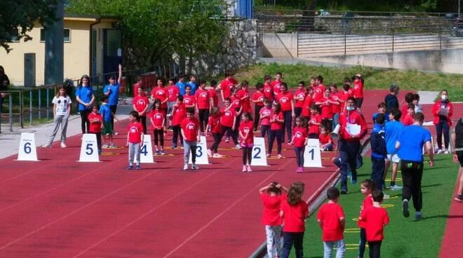 Polisportiva molise campo scuola coni di Fontanavecchia Campobasso