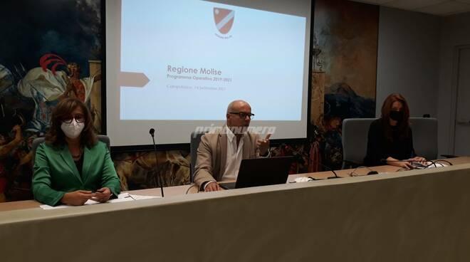 Piano sanitario Toma Gallo e vice commissario Tomasella