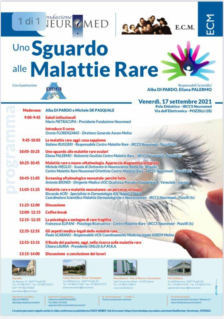 malattie rare neuromed