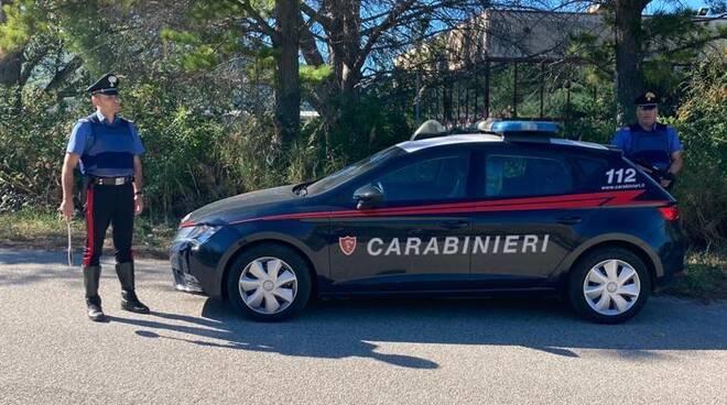 carabinieri larino controlli pattuglia