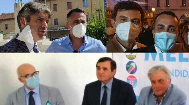 elezioni Isernia candidati sindaco