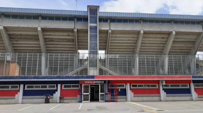 Stadio Selvapiana Campobasso