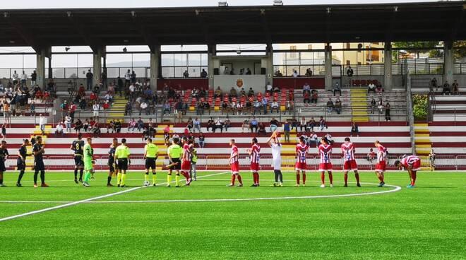 calcio serie D Vastogirardi stadio Agnone
