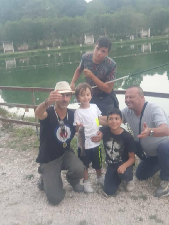 Memorial mancinelli pesca sportiva