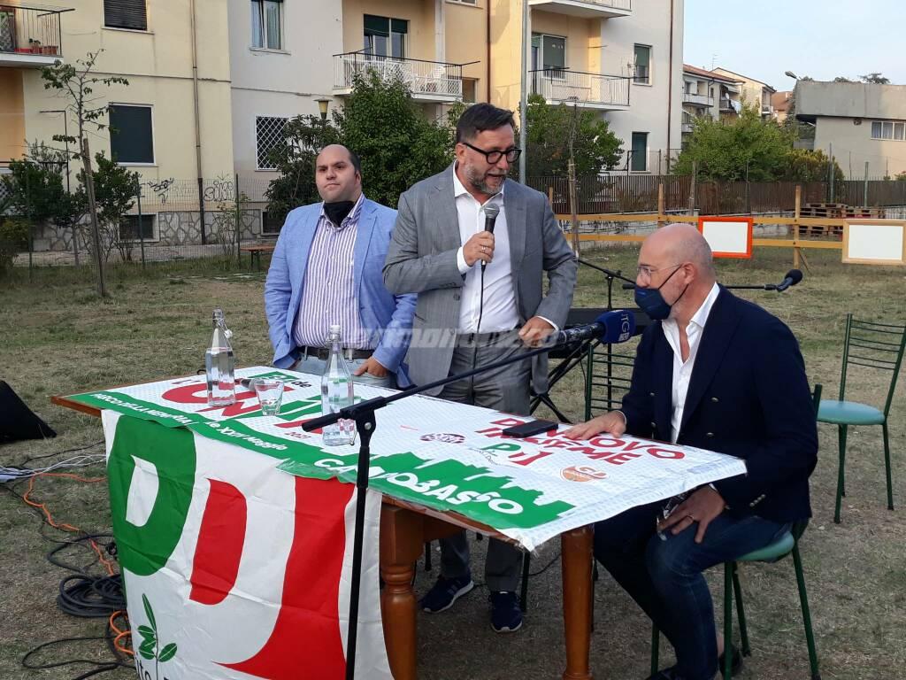 La Festa dell'Unità a Campobasso