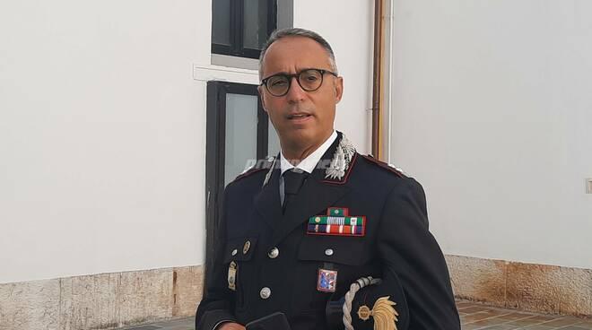 Luigi dellegrazie colonnello carabinieri campobasso