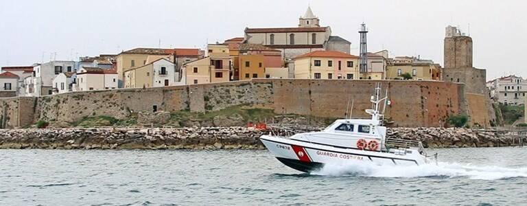 motovedetta capitaneria