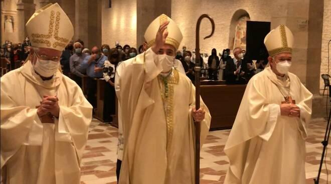 Ordinazione vescovo antonio d'angelo