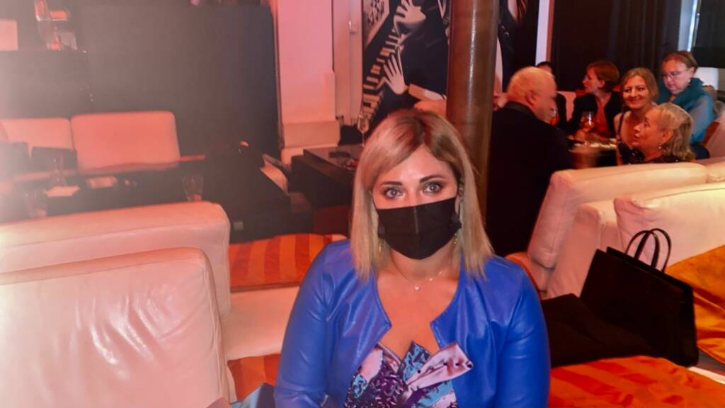 sonia fasulo Milano fashion week Luxury event