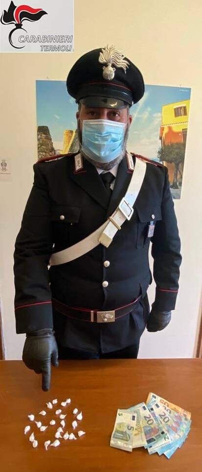 carabinieri droga termoli