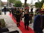 cerimonia vigili del fuoco