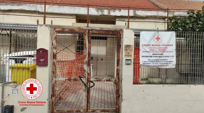 croce rossa Termoli