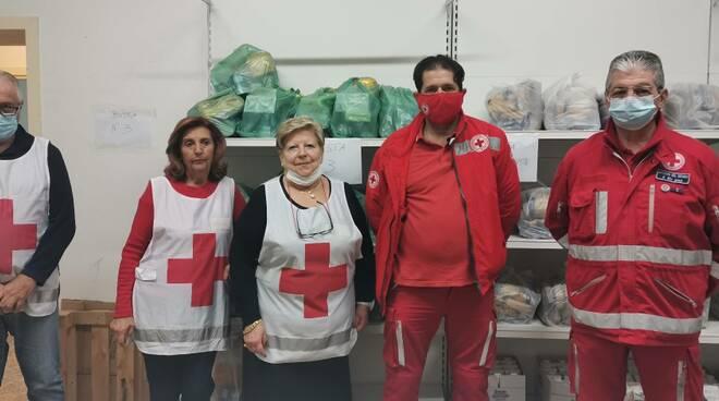 Croce Rossa Termoli sfratto sede