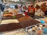 festa del cioccolato inaugurazione stand